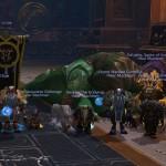 War Machine vs Stone Guard